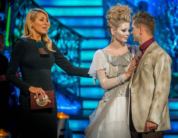 Rachel and Pasha leave the competition