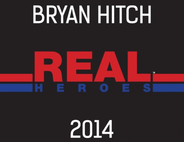 Bryan Hitch 'Real Heroes' teaser