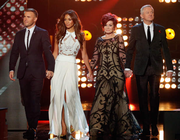 The X Factor 2013 Results show 4