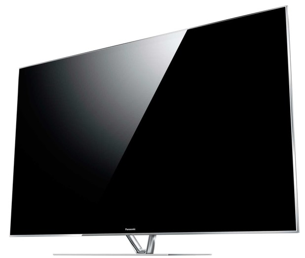 Panasonic's TX-P60ZT65B plasma screen TV