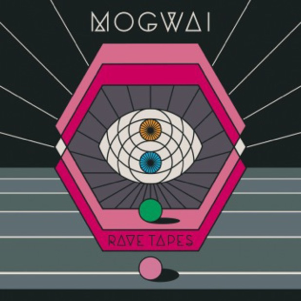 Mogwai Rave Tapes album