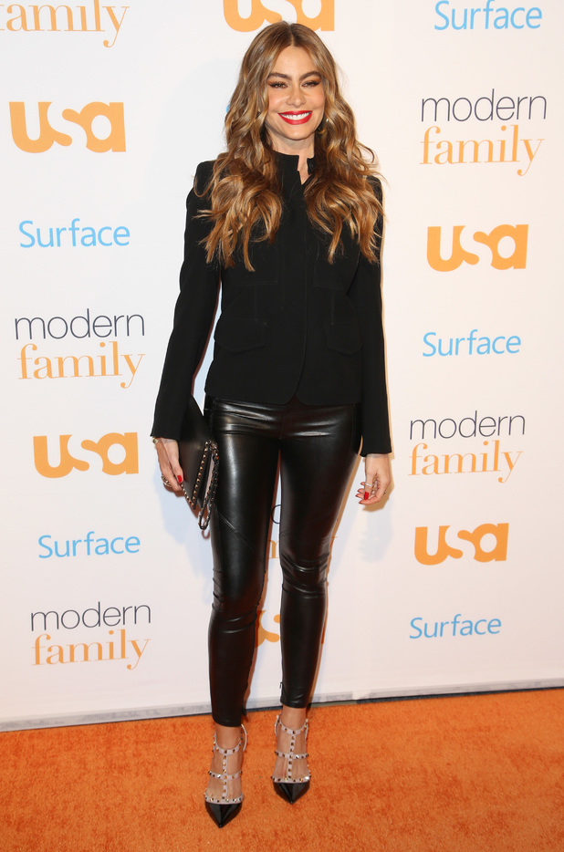 Sofia Vergara at the USA Network's