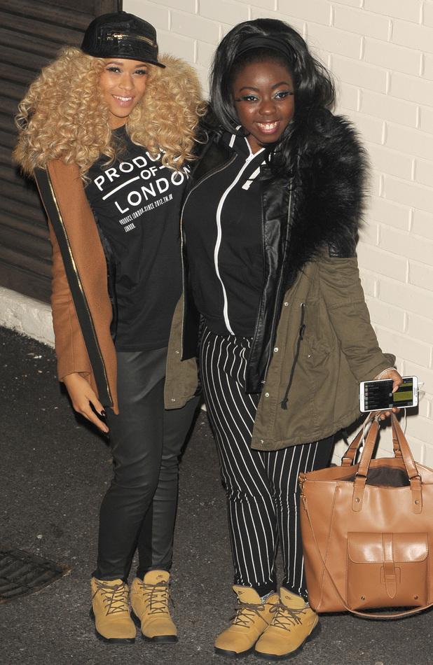 Tamera and Hannah