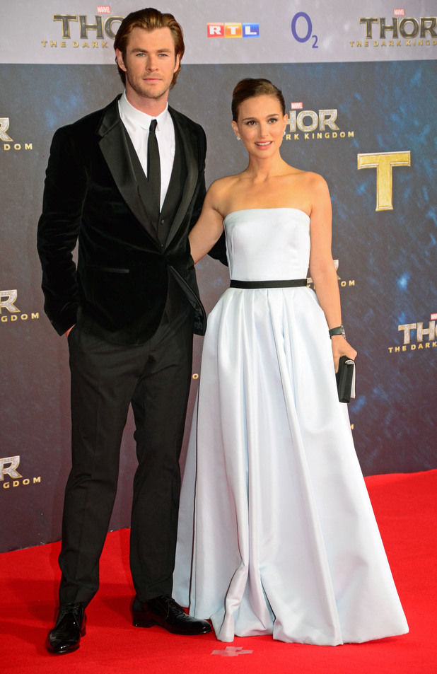 Chris Hemsworth, Natalie Portman