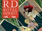 Royal deathmatch comic causes media stir