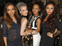 Little Mix party in London in today's celebrity pictures.