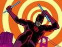 The writer reteams with Insufferable's Peter Krause on Daredevil: Road Warrior.