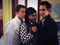 Mindy Kaling reveals Max Minghella's casting by sharing a cheeky picture.