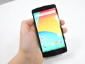 A look at the brand new Nexus 5 from Google.