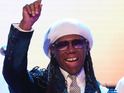 Nile Rodgers wants to work with Madonna on her next studio album.