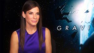 Sandra Bullock interview: 'I was screaming inside making Gravity'
