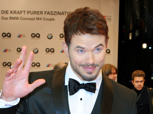 Kellan Lutz GQ Men of the Year Awards, Berlin, Germany - 07 Nov 2013