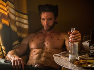 Hugh Jackman as Wolverine in 'X-Men: Days of Future Past'