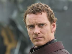 Michael Fassbender as Magneto in 'X-Men: Days of Future Past'