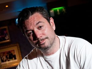 Huey Morgan of rock/hip hop band Fun Lovin' Criminals
