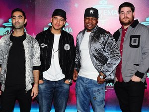 MTV European Music Awards: Rudimental