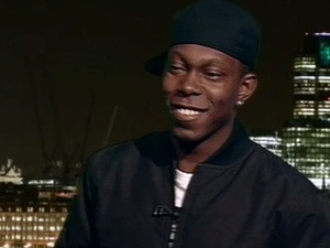 Dizzee Rascal Newsnight 2008