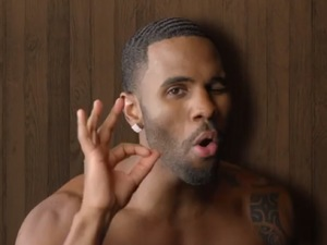 Jason Derulo in 'Trumpets' video