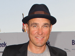"Vinnie Jones at the ""A Salute to Old Hollywood Party"" to celebrate the launch of BritWeek 2013"