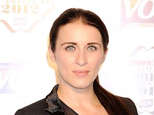 Vicky McClure at the Cosmopolitan Ultimate Women Awards 2012
