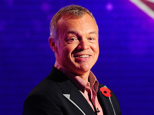 The Graham Norton Show, November 8 - Graham Norton