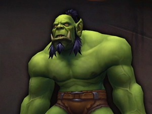 World of Warcraft: Warlords of Draenor updated character models (Orcs)