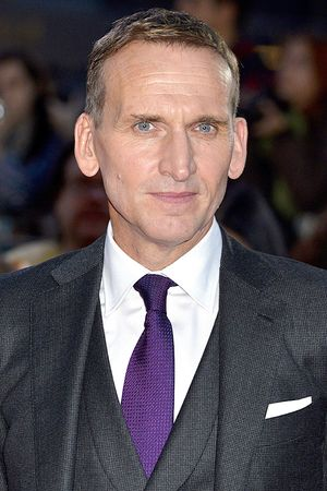 christopher eccleston height
