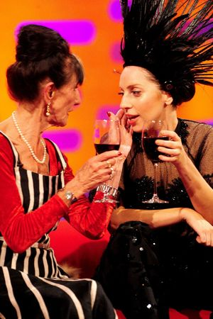 The Graham Norton Show, November 8 - Lady Gaga and June Brown