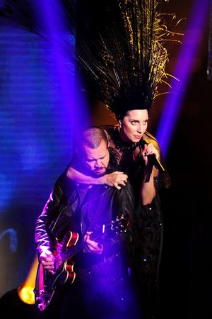 The Graham Norton Show, November 8 - Lady Gaga performs