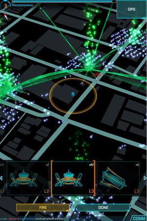 Ingress on Android