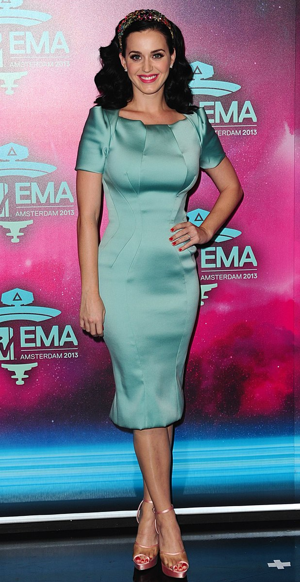 MTV European Music Awards: Katy Perry