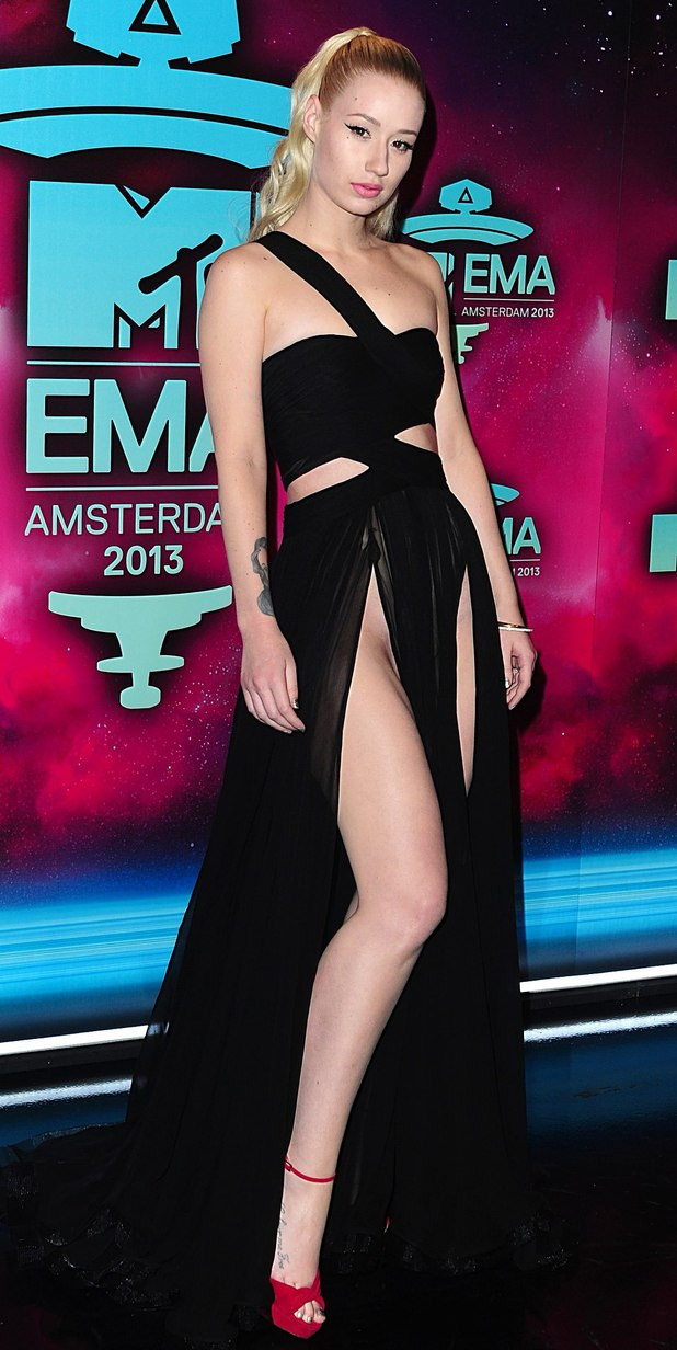 MTV European Music Awards: Iggy Azalea - MTV European ...
