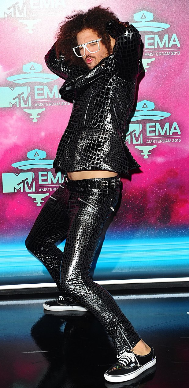 MTV European Music Awards: RedFoo