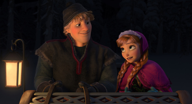 Frozen Pictures of Anna And Kristoff Frozen Kristoff Anna