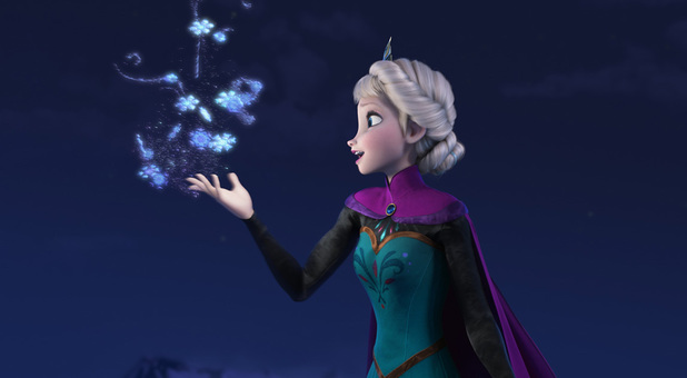 A still from Disney's 'Frozen'