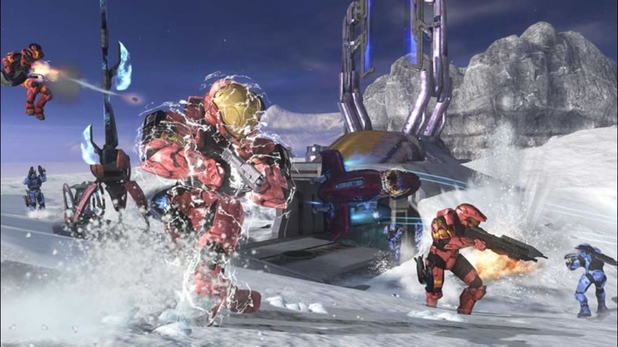 'Halo 3' screenshot