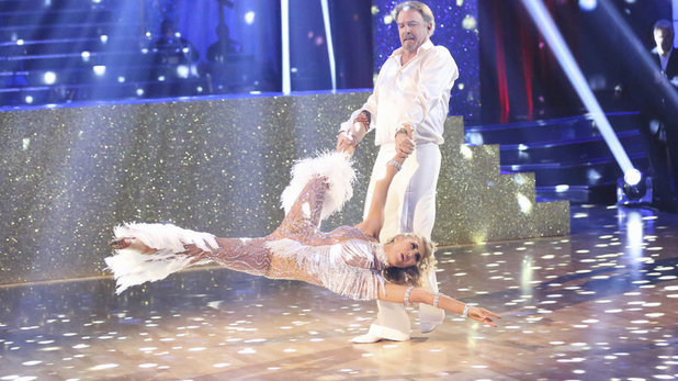 Week 8 of 'Dancing With The Stars' Fall 2013: Bill Engvall and Emma Slater
