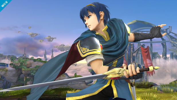 'Super Smash Bros.' Marth screenshot