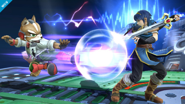 Super Smash Bros. Wii U screenshots