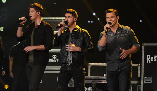 X Factor USA Live Show 2: Restless Road