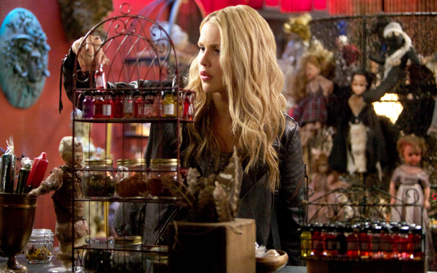 Claire Holt as Rebekah in The Originals episode 6: 'Fruit of the Poisoned Tree'