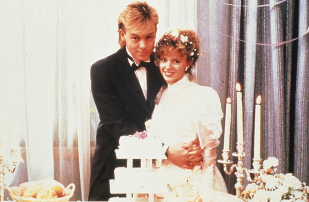 Scott and Charlene's Wedding in 'Neighbours'