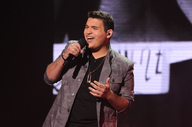 X Factor USA Live Show 2: Carlos Guevera