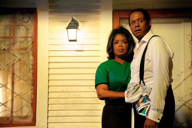 Forest Whitaker, Oprah Winfrey in 'The Butler'