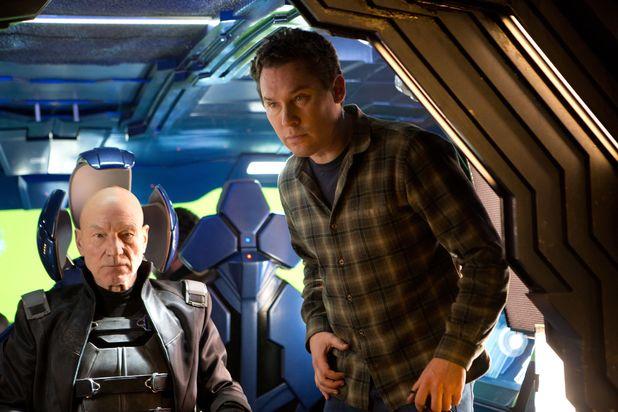Patrick Stewart as Professor Charles Xavier