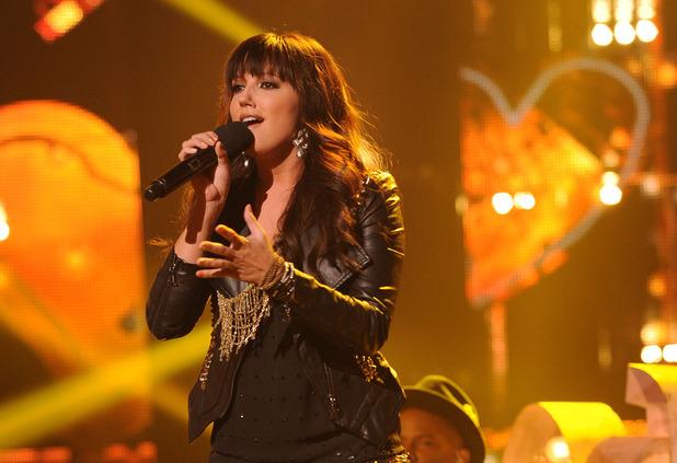 X Factor USA Live Show 2: Rachel Potter