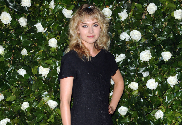 MoMA's 6th Annual Film Benefit, New York, America - 05 Nov 2013 Imogen Poots honoring tilda swinton