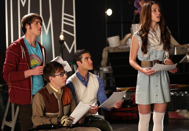 'Glee': 'A Katy or a Gaga'