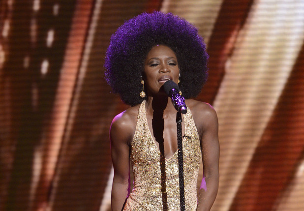 X Factor USA Live Show 2: Lillie McCloud