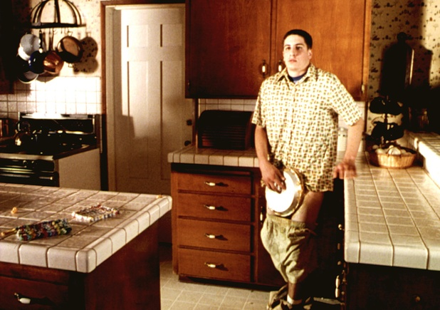 Jason Biggs as Jim in 'American Pie'